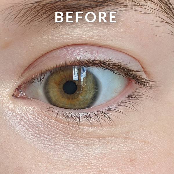 I Got A Plant Based Eyelash Tint And This Is What Happened
